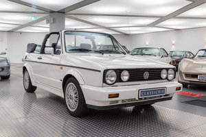 1993 VW Golf I convertible For Sale