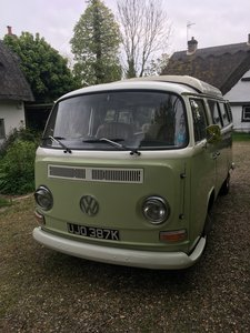 1972 VW Bay Window Crossover