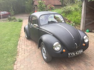 1973, 1600, metal dash beetle For Sale
