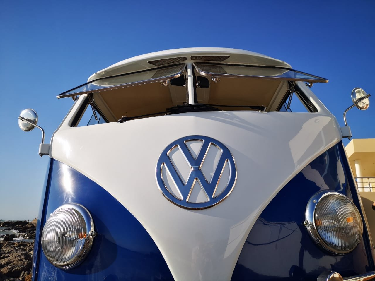 1957 Volkswagen Semaphore Kombi For Sale (picture 6 of 6)