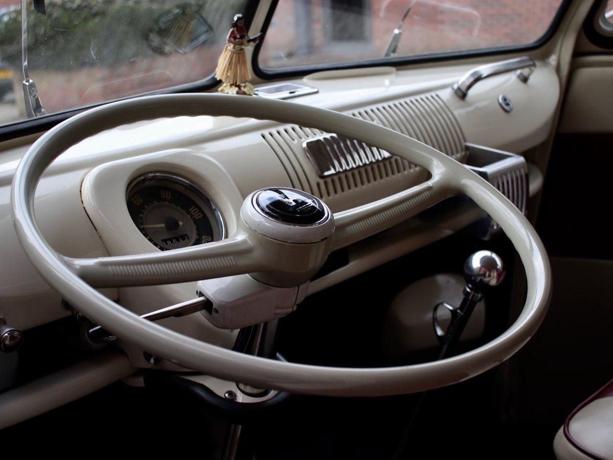 1967 E Reg Volkswagen T2 1600CC Split Screen Camper Van For Sale (picture 3 of 6)