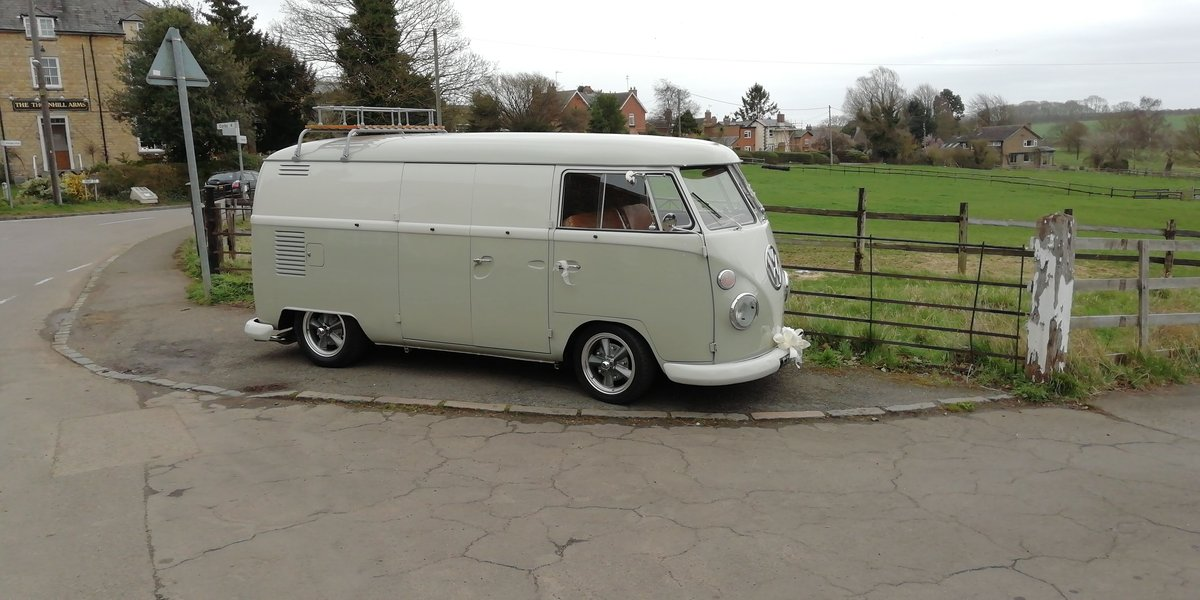 1964 VW camper TWIN DOUBLE DOORS - super rare For Sale (picture 1 of 12)