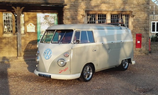 1964 VW camper TWIN DOUBLE DOORS - super rare For Sale (picture 2 of 12)
