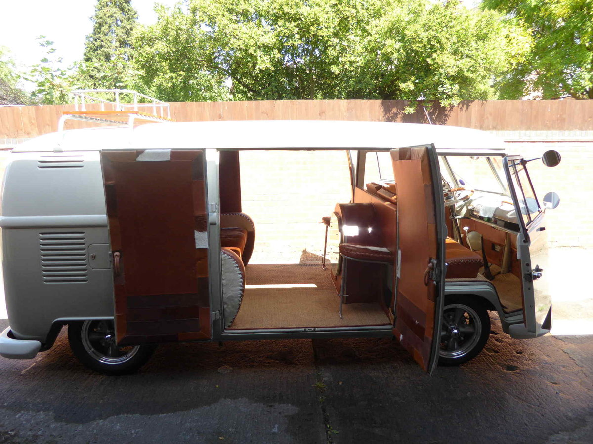 1964 VW camper TWIN DOUBLE DOORS - super rare For Sale (picture 3 of 12)