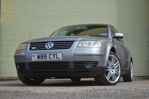 2002 Volkswagen Passat W8 Saloon at Morris Leslie Auction For Sale by Auction