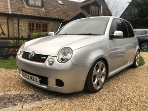 Picture of 2003  VOLKSWAGEN LUPO 1.6 GTI 3d 125 BHP 6 SPEED, LEATHER, SHOW C SOLD