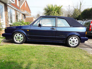 1991 VW Golf GTI Rivage   For Sale