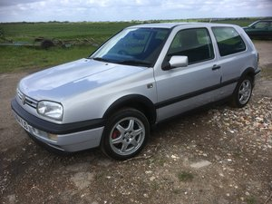 1994 For sale golf gti 16v 3dr sunroof 12 service stamp For Sale