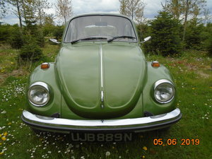 1974 1303s Beetle For Sale