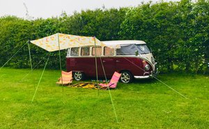 1972 Beautiful Splitscreen Campervan For Sale