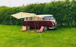1972 Beautiful Splitscreen Campervan