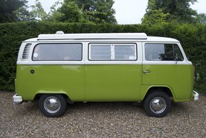 Rare 1977 2 Litre Devon Campervan for sale For Sale