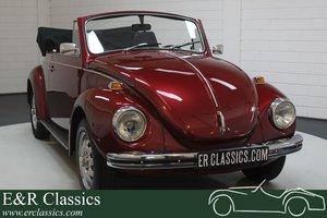 Volkswagen Beetle 1302 Cabriolet 1970 Burgundy red For Sale