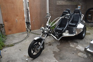 Lot 33 - A 2002 Volkswagen 1600 trike - 01/06/2019 For Sale by Auction