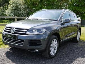 2013 VW TOUAREG 3.0 TDI BLUEMOTION TECH SE 245 AUTO HUGE SPEC SOLD