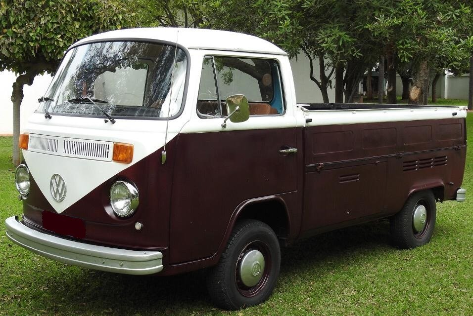1971 VW T2 KOMBI BAY WINDOW Single cab pick-up. For Sale (picture 1 of 4)