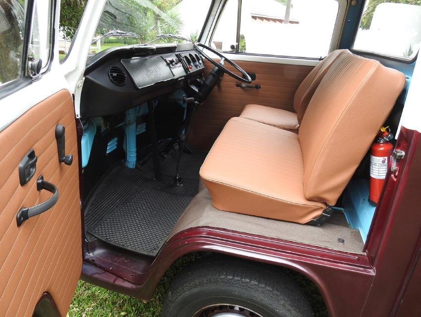 1971 VW T2 KOMBI BAY WINDOW Single cab pick-up. For Sale (picture 4 of 4)