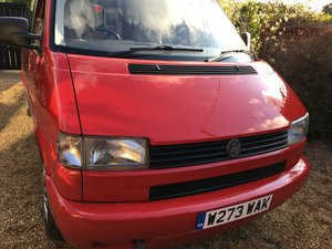 2000 VW T4 camper van For Sale