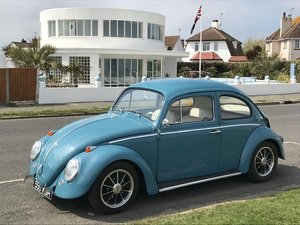 Cal Look 1962 Beetle 1600 twin carbs. For Sale