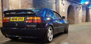 "1996 VOLKSWAGEN CORRADO VR6 ""STORM"" IN MYSTIC BLUE For Sale"