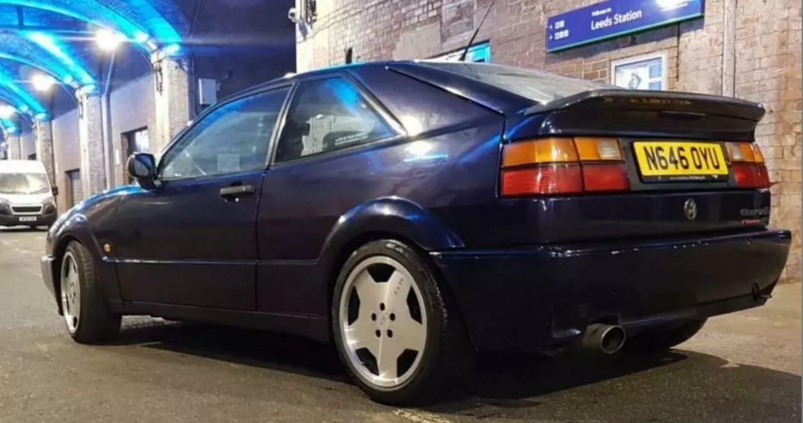 1996 VOLKSWAGEN CORRADO VR6