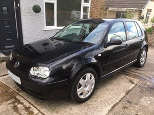 2002 Golf GT TDi 150 BHP  6Spd 91000 miles 3 owners FSH For Sale