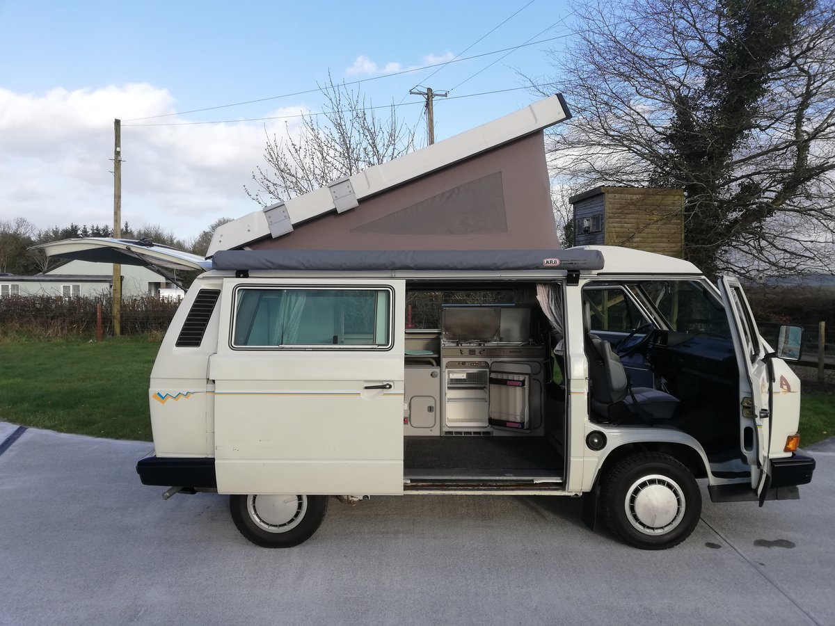 1990 Westfalia California For Sale (picture 1 of 6)