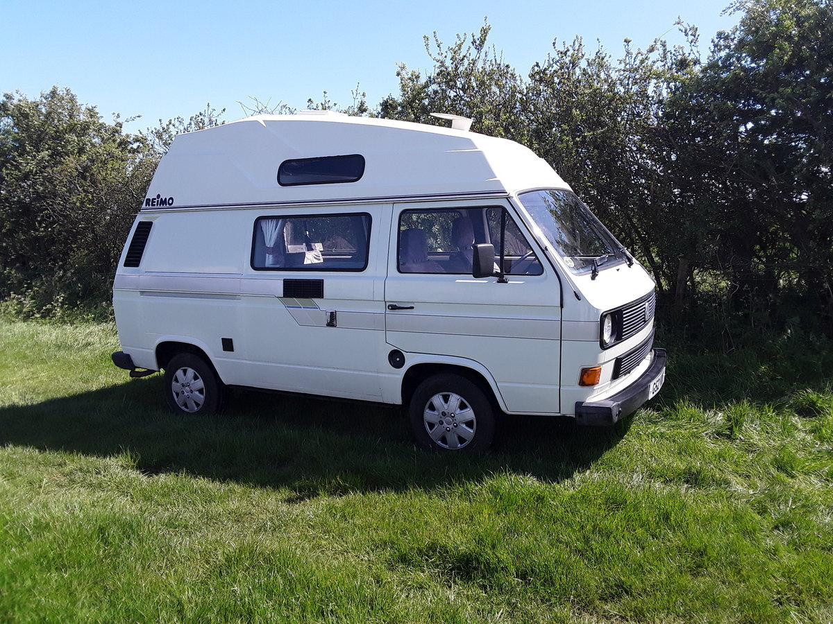 VW T25 REIMO CAMPERVAN 1989 For Sale (picture 1 of 6)