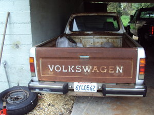 1980 VW caddy pickup usa model For Sale