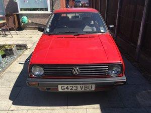 1990 VW Golf MK 2 For Sale