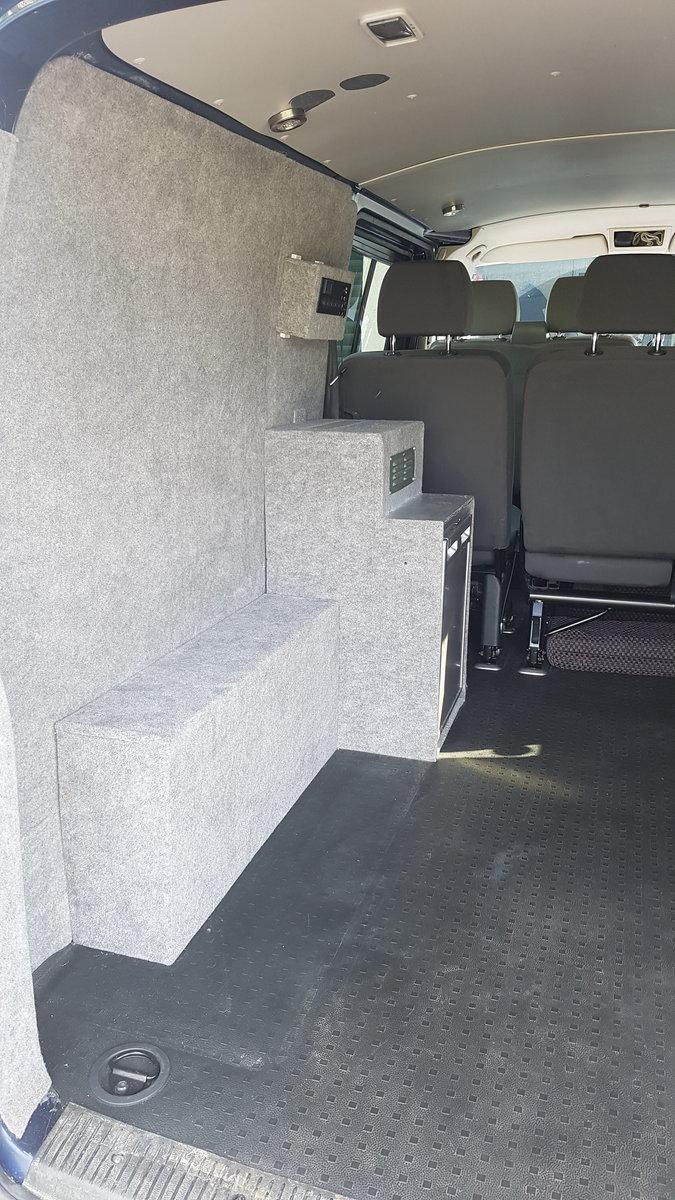 VW T5 Transporter 102ps LWB  kombi/Campervan 2008 For Sale (picture 4 of 6)