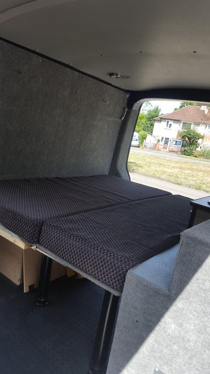 VW T5 Transporter 102ps LWB  kombi/Campervan 2008 For Sale (picture 6 of 6)