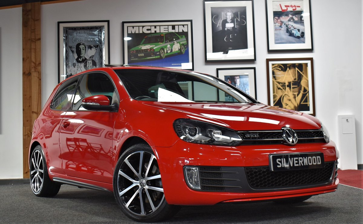 2012 Volkswagen Golf GTD  For Sale (picture 1 of 6)