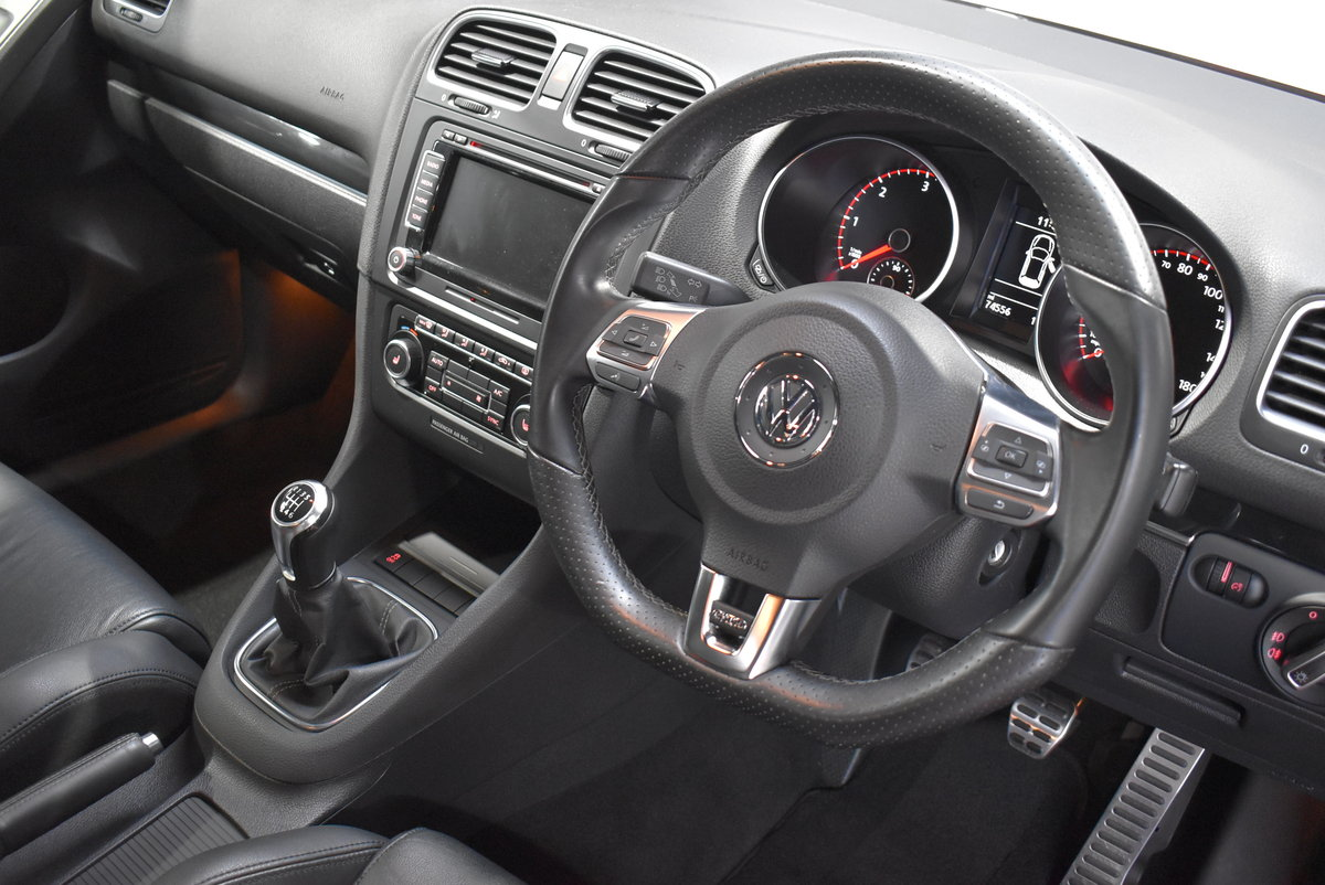 2012 Volkswagen Golf GTD  SOLD (picture 4 of 6)