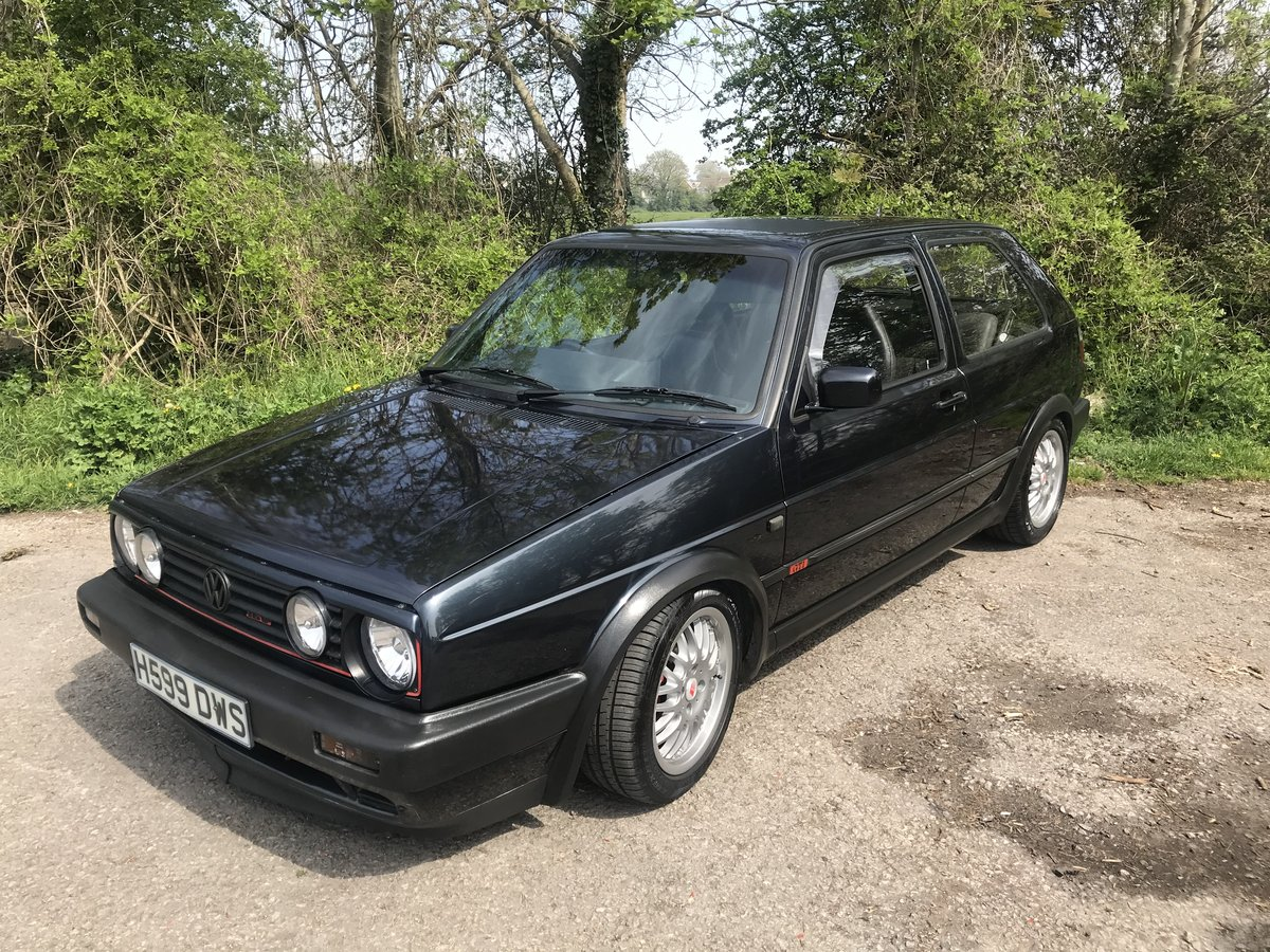 VOLKSWAGEN GOLF GTi 16 VALVE 3 DR  (1991) For Sale (picture 1 of 6)