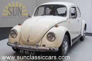 Volkswagen Beetle 1969, good condition. For Sale