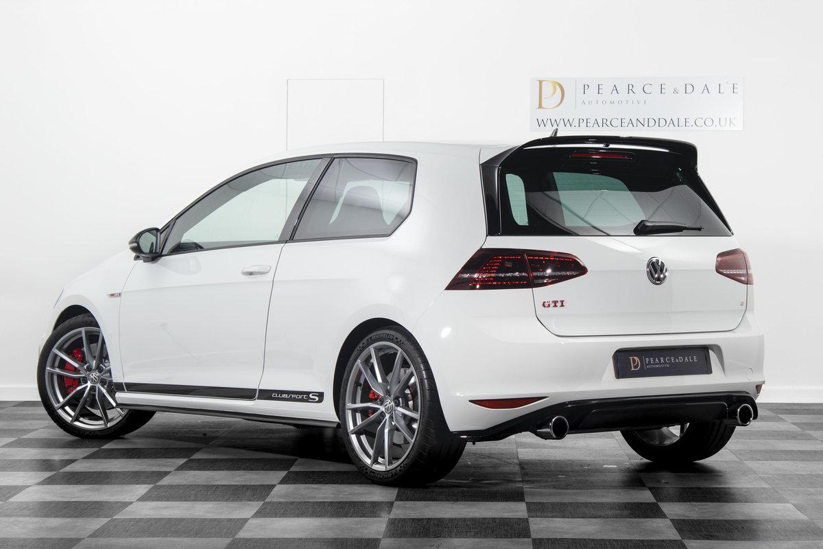 2016 / 66 Volkswagen Golf GTi Clubsport S SOLD (picture 2 of 6)