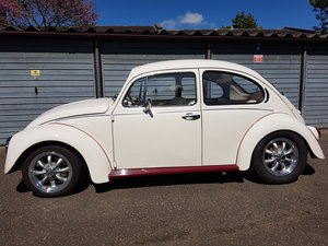 1973 show beetle, low mileage and full history. For Sale