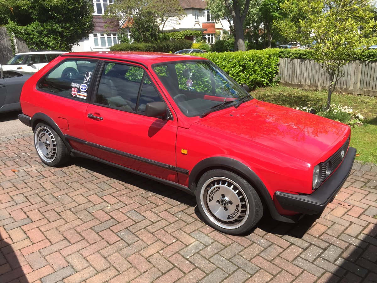 fd6deb9971 ... 1989 Polo Coupe S Mk2 1.3 For Sale (picture 1 of 6) ...