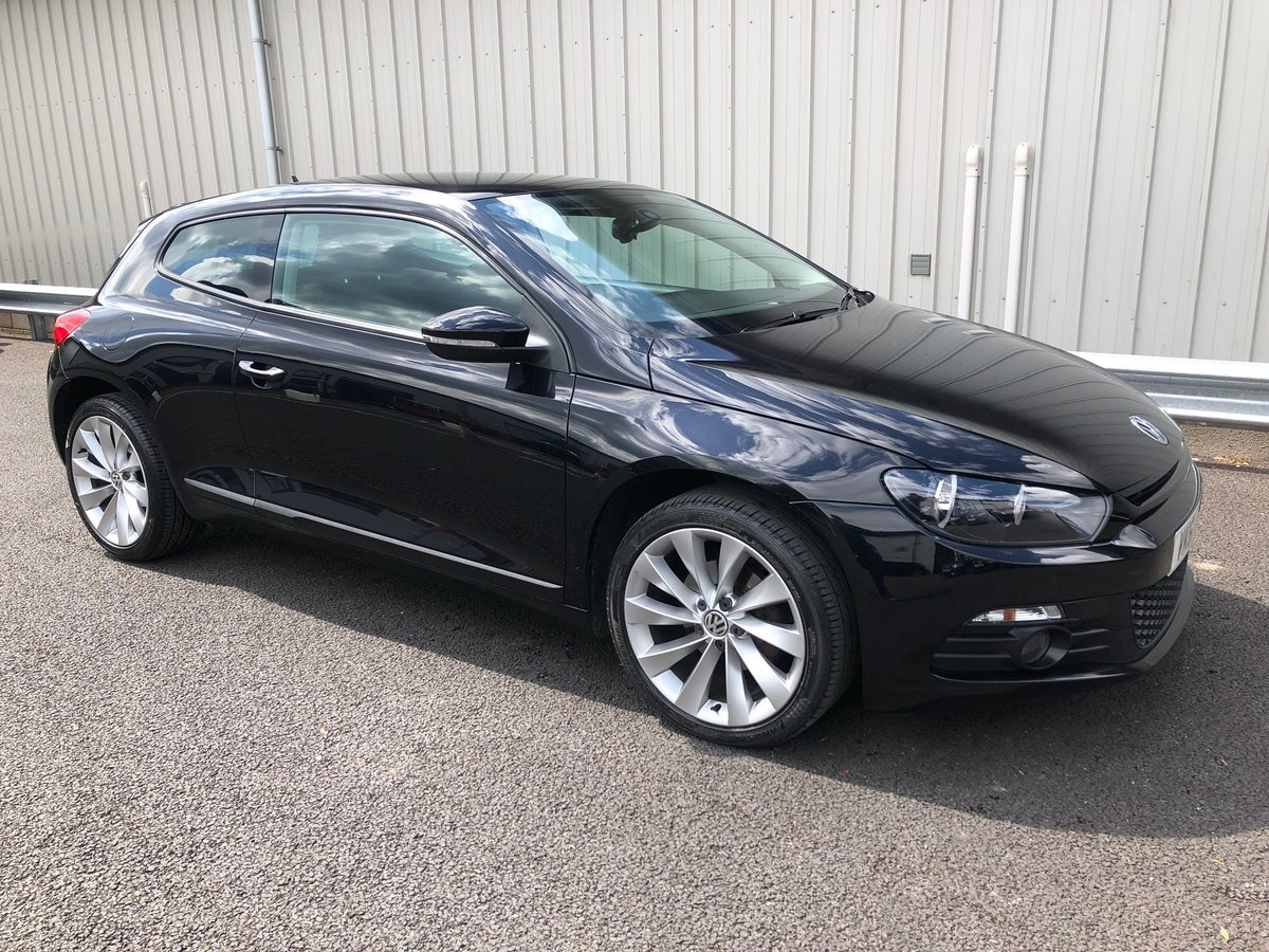 2011 61 VOLKSWAGEN SCIROCCO 2.0 GT TDI BLUEMOTION TECHNOLOGY SOLD (picture 1 of 6)