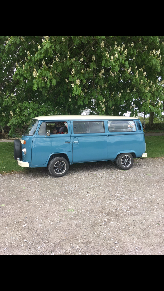 1975 T2 bay window vw camper tintop For Sale (picture 6 of 6)
