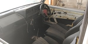 1984 Volkswagen Golf Cabriolet - Mk1 GTI - Project For Sale