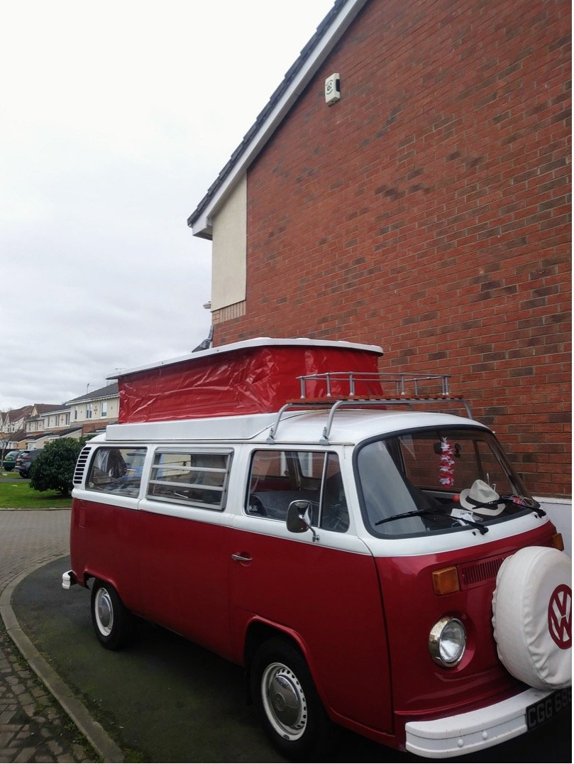 vw t2. automatic with subaru engine 1972 For Sale (picture 2 of 3)