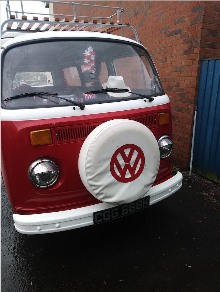 vw t2. automatic with subaru engine 1972 For Sale (picture 1 of 3)