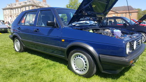 1990 Volkswagen golf driver 33k genuine miles For Sale
