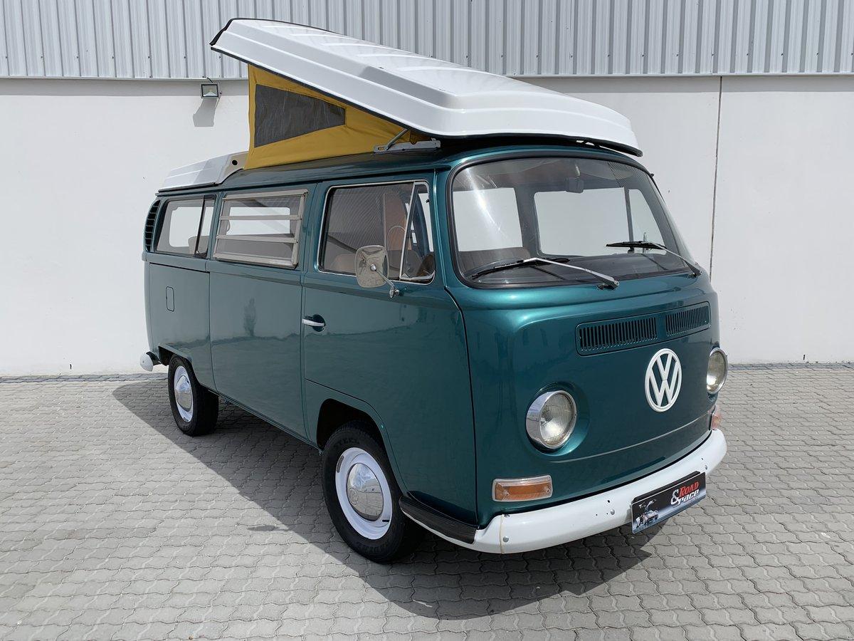 1969 Fully Restored VW Westfalia Kombi SOLD (picture 1 of 6)