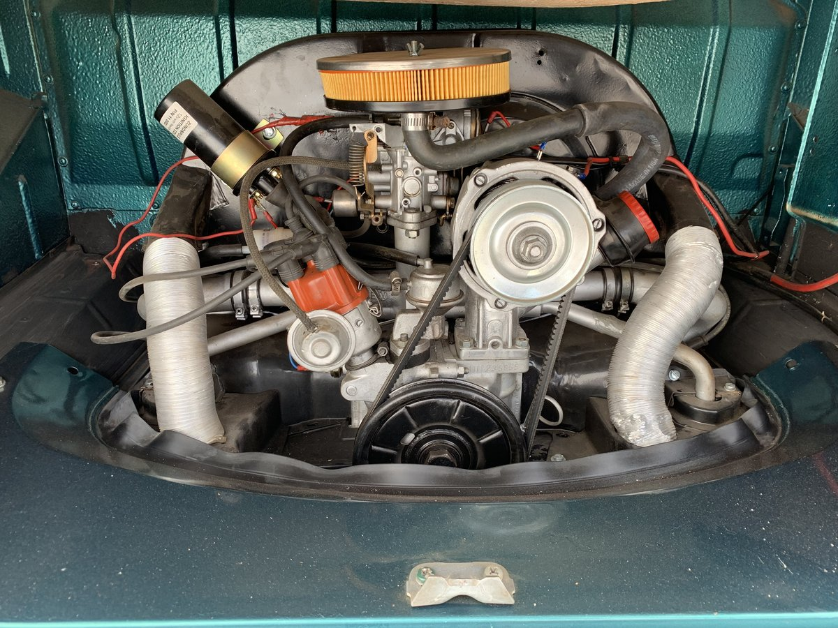 1969 Fully Restored VW Westfalia Kombi SOLD (picture 2 of 6)