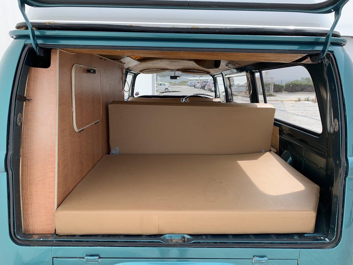 1969 Fully Restored VW Westfalia Kombi SOLD (picture 3 of 6)