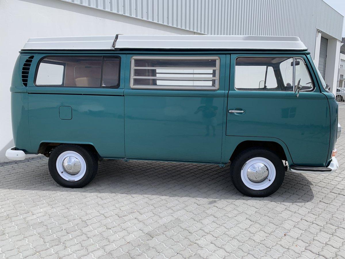 1969 Fully Restored VW Westfalia Kombi SOLD (picture 5 of 6)