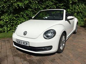 2013 Volkswagen Beetle 1.2 Design Convertible